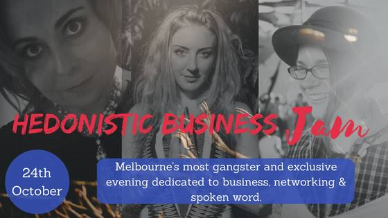 Hedonistic Business Jam